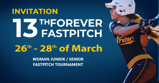 INVITATION to Forever Fastpitch 2021