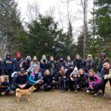 Dobrodošlica volonterima na Sljemenu | Softball