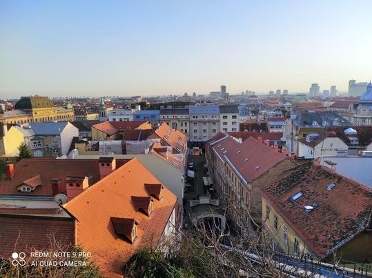 My frist week in Zagreb – Patrik
