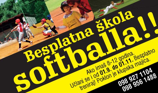 Djeca Softball Klub Princ Zagreb